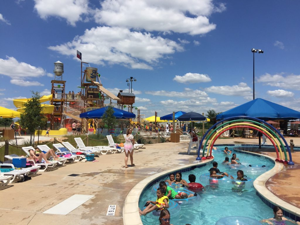 Top 6 Parks in Round Rock for Kids: Rockin' River