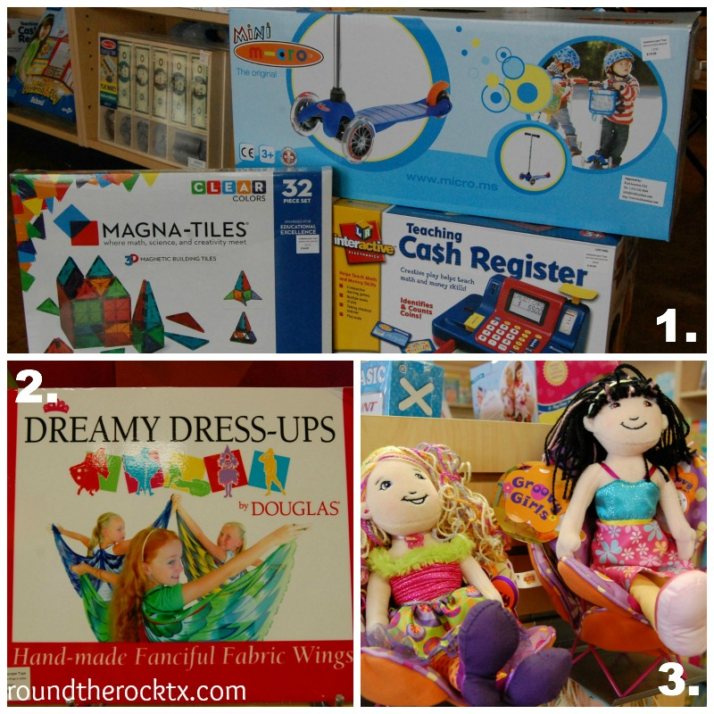 Round Rock Holiday Gift Guide: Children's Gifts