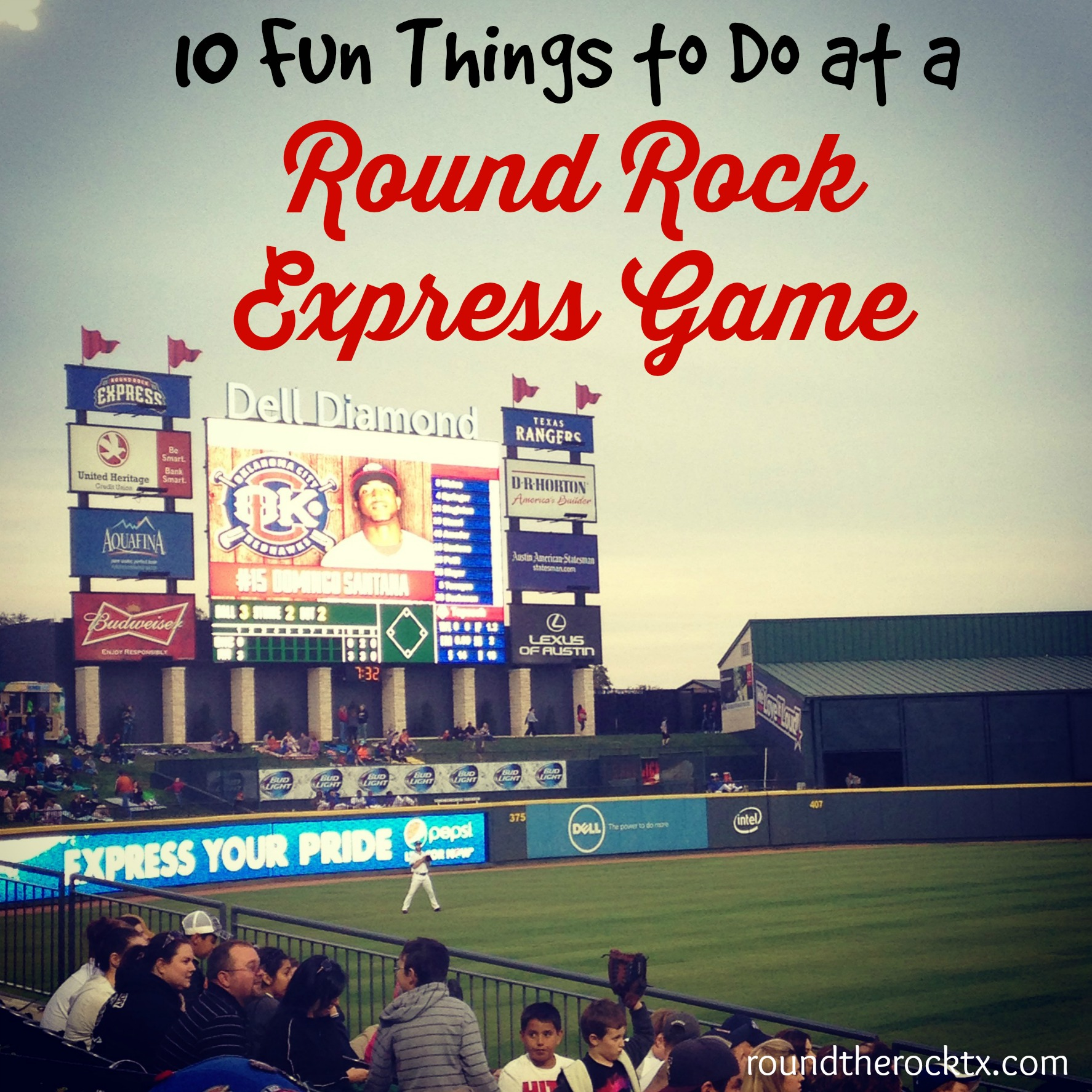 Awe Inspiring 10 Fun Things To Do At A Round Rock Express Game Round The Creativecarmelina Interior Chair Design Creativecarmelinacom