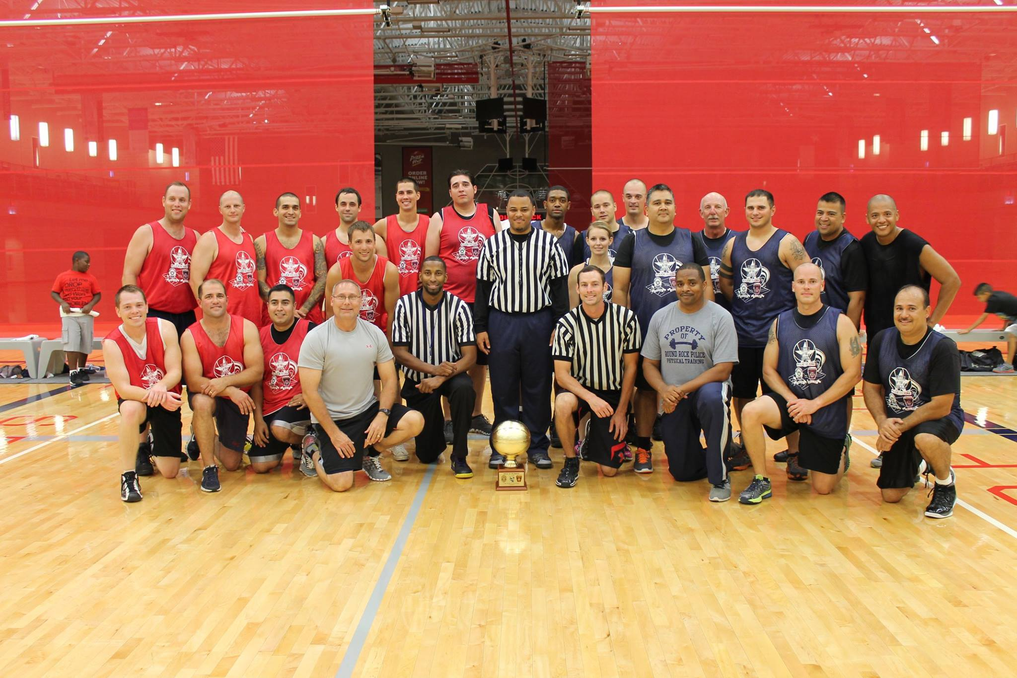Battle of the Badges Charity Basketball Game
