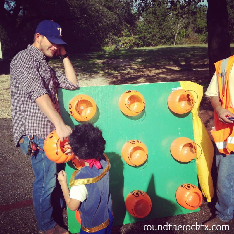 Fall Fun Festival at Old Settler's Park
