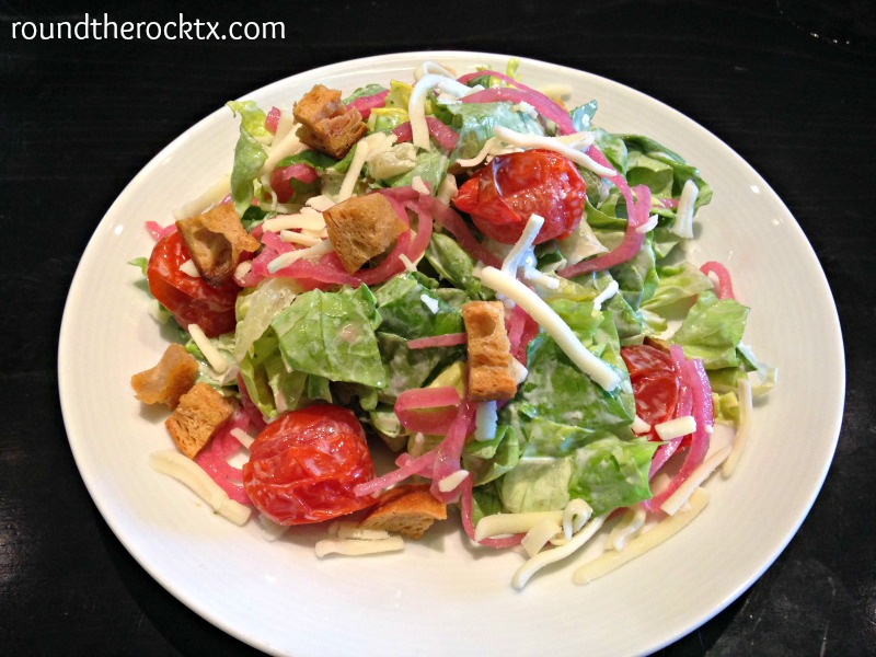 fire in the hole salad