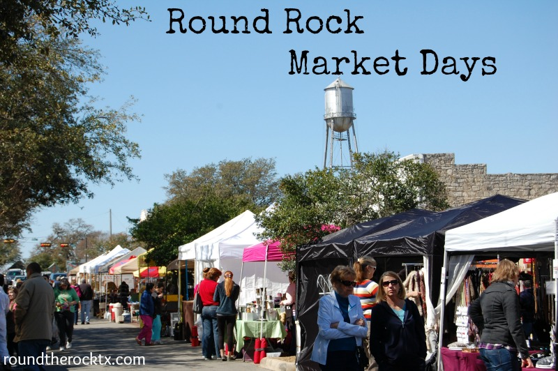 Image result for round rock market days