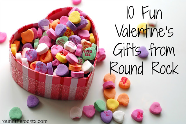 LOVE the ROCK: 10 Fun Valentines Gifts from Round Rock