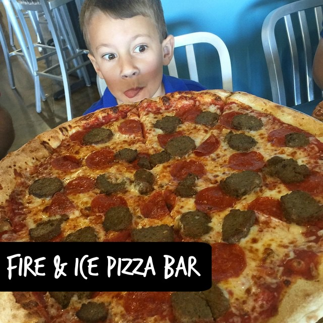 Fire & Ice Pizza Bar