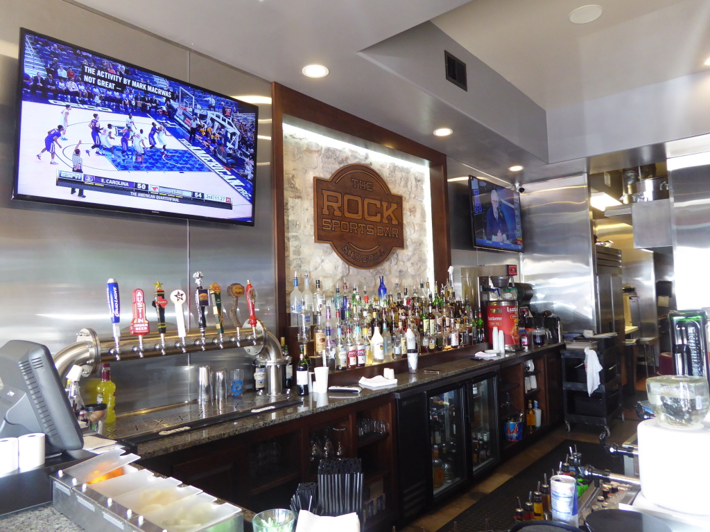 The Rock Sports Bar