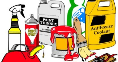 Spring Household Hazardous Waste Saturday Collection