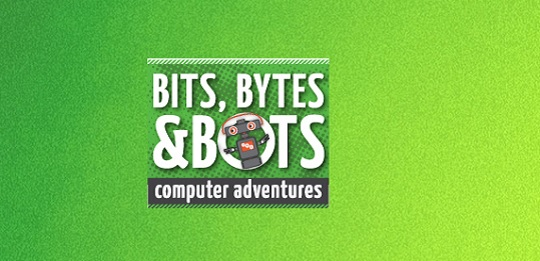 FREE Bits, Bytes, & Bots Class at the Library