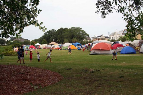 Brushy Creek Community Campout