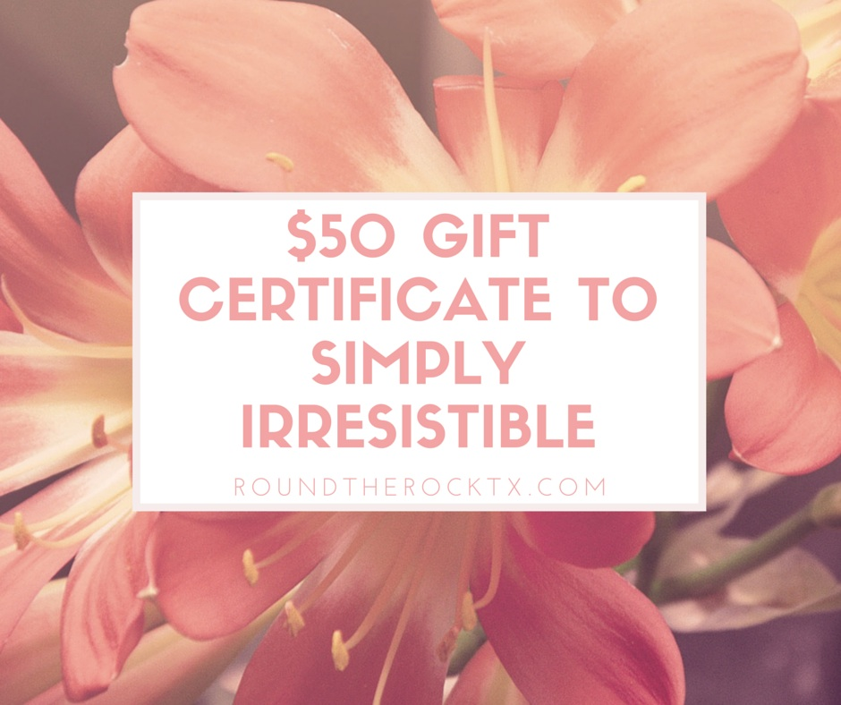 $50 Gift Certificate to Simply