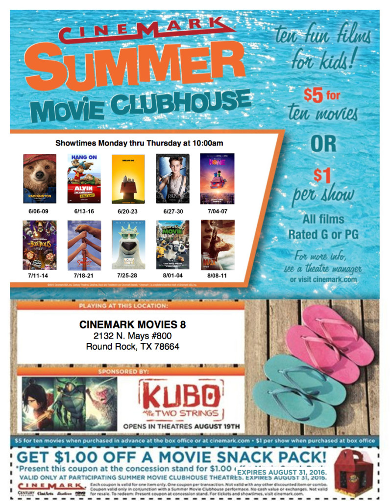 Movies discount coupons