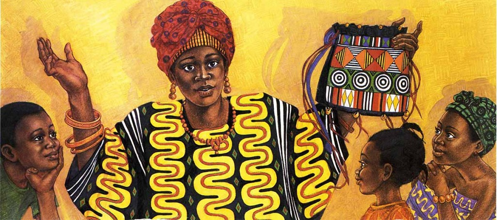 Music and Stories from Africa with Elizabeth Kahura at the Library ...