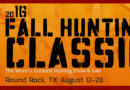 Bass Pro Shops Fall Hunting Classic | August 10-26, 2018