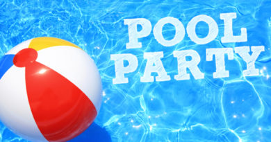 BCMUD End of Summer Pool Party