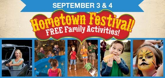 Bass Pro Shops Hometown Festival