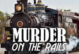 "Penfold Theatre presents ""Murder on the Rails"""