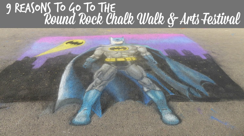 Round Rock Chalk Walk