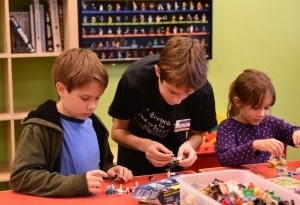 Creative Brick Builders Kid's Night Out