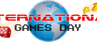 International Games Day at the Library