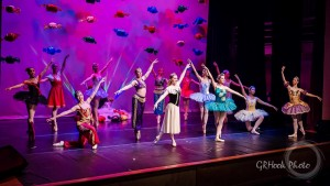 Nutcracker Ballet at the Library