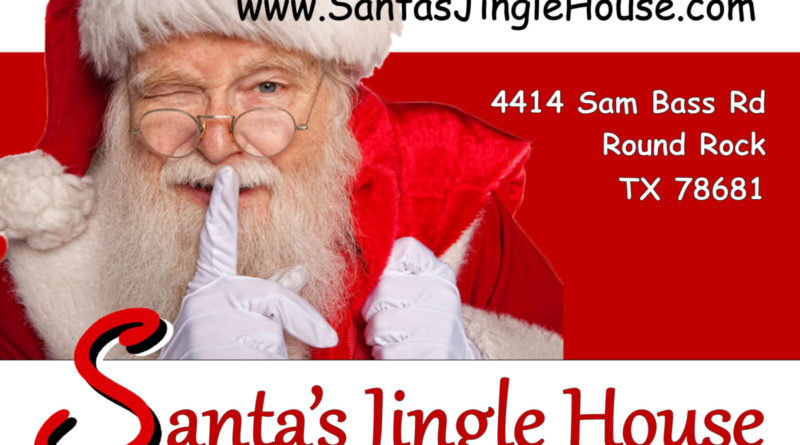 Santa's Jingle House Holiday Events CANCELLED FOR 2020