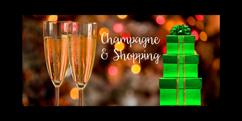 Shopping & Champagne at Kaleidoscope Toys