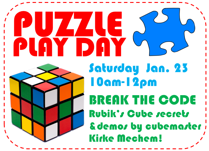 puzzle play day