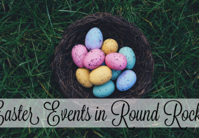 Easter Events in Round Rock 2019