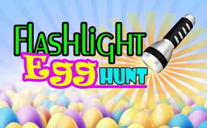 Flashlight Easter Egg Hunt & Movie in the Park