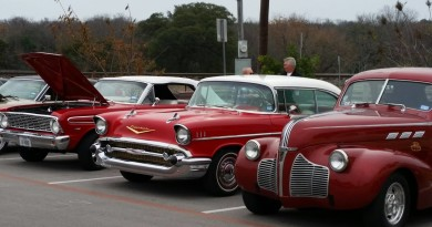 Downtown Round Rock Car Show | Every Third Sunday