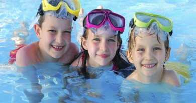 Brushy Creek Celebrates April Pools Day