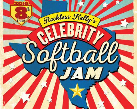 Reckless Kelly Celebrity Softball Jam - YouTube