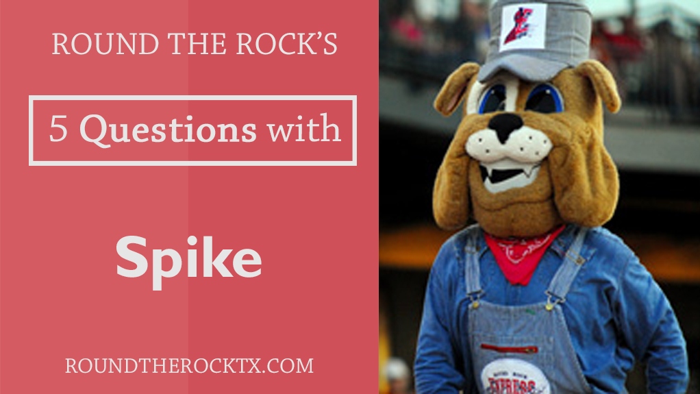 5 questions - Spike