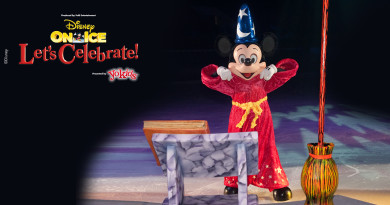 Disney on Ice: Let's Celebrate Ticket Giveaway