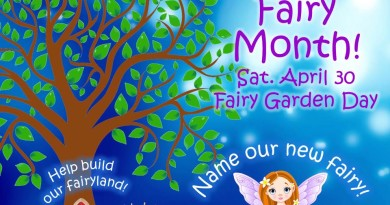 Fairy Garden Day at Kaleidoscope Toys