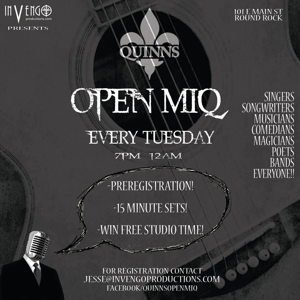 Open MiQ Night