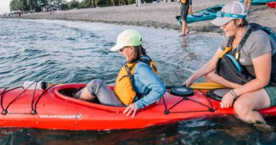Free Women's Kayaking Basics at REI