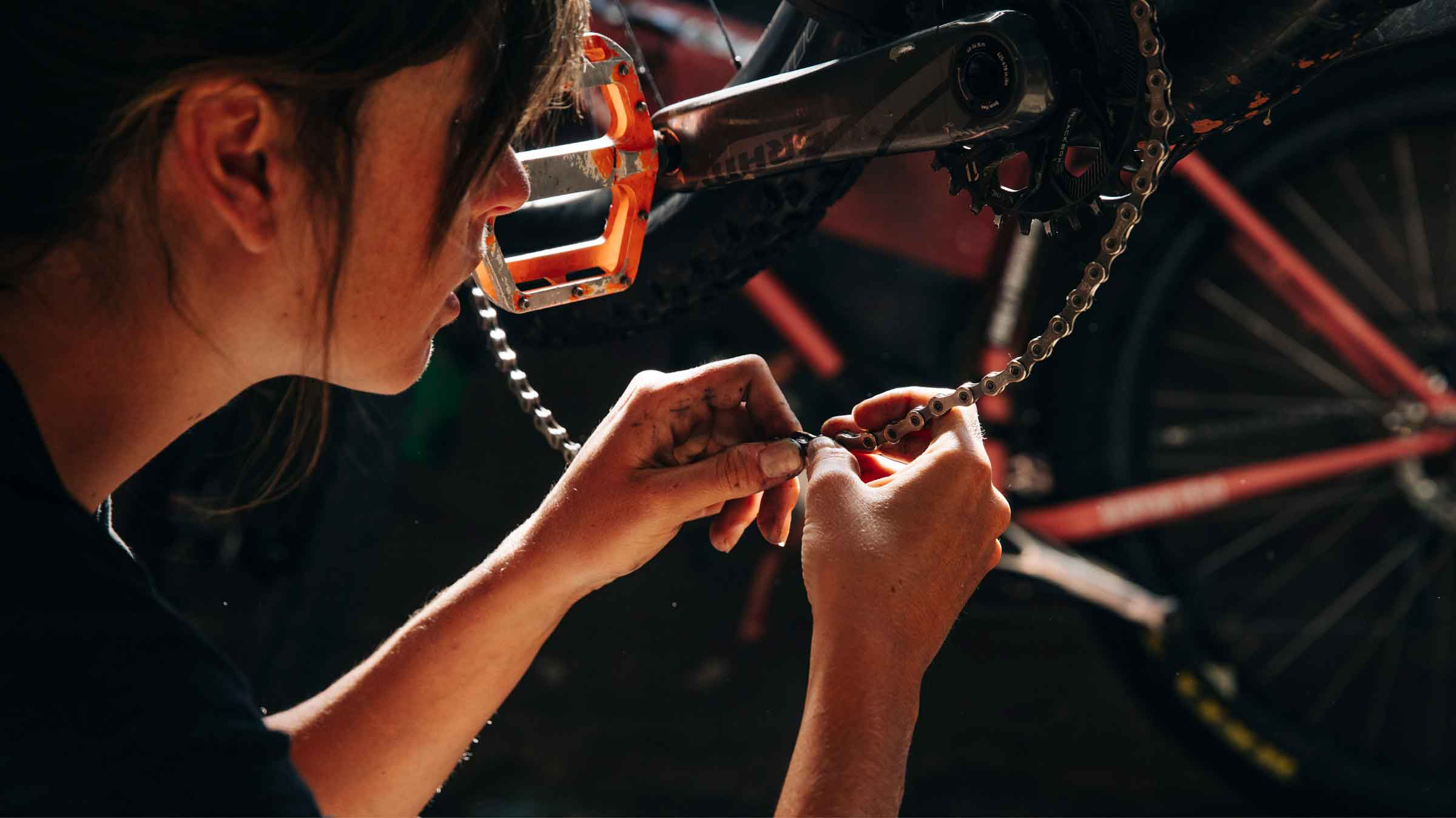 Free Women's Bike Maintenance Basics Class at REI