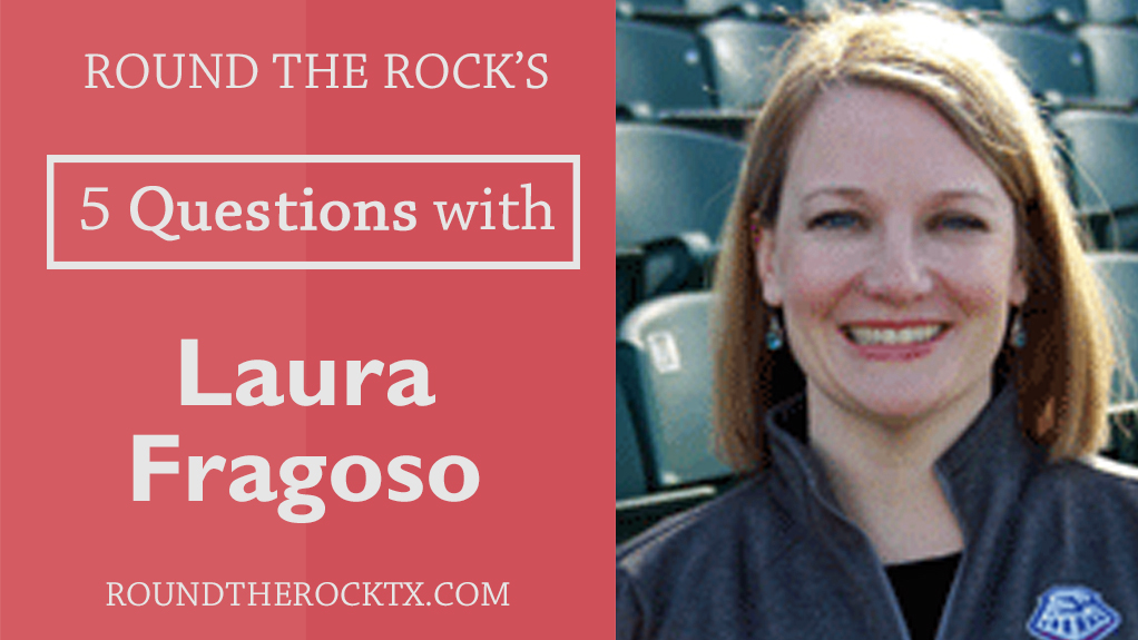 5 questions - Laura Fragoso
