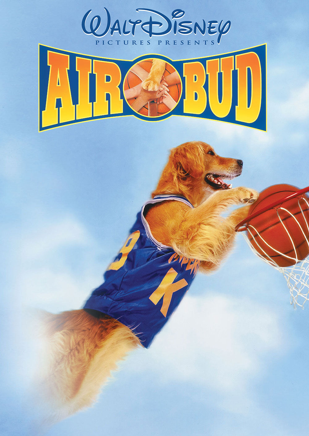 family movie at the library  air bud