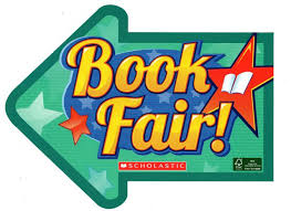 Scholastic Book Fair at the Library