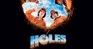 Tween Book 2 Movie Club: HOLES