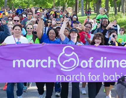 March of Dimes hosts March for Babies