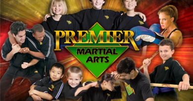Premier Martial Arts Self Defense Class for Teens