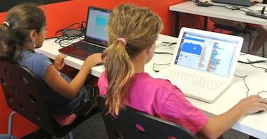 Scratch Coders Club at the Library