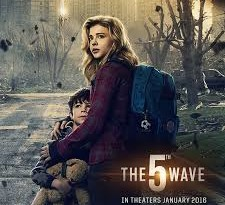 Teen Movie at the Library: The Fifth Wave
