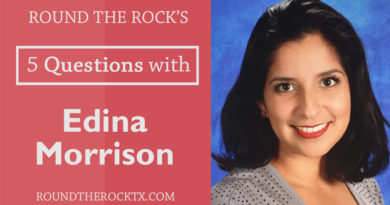 5 Questions with Edina Morrison