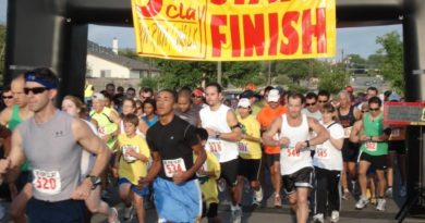 5k for Clay