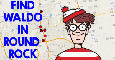Find Waldo in Round Rock This Summer