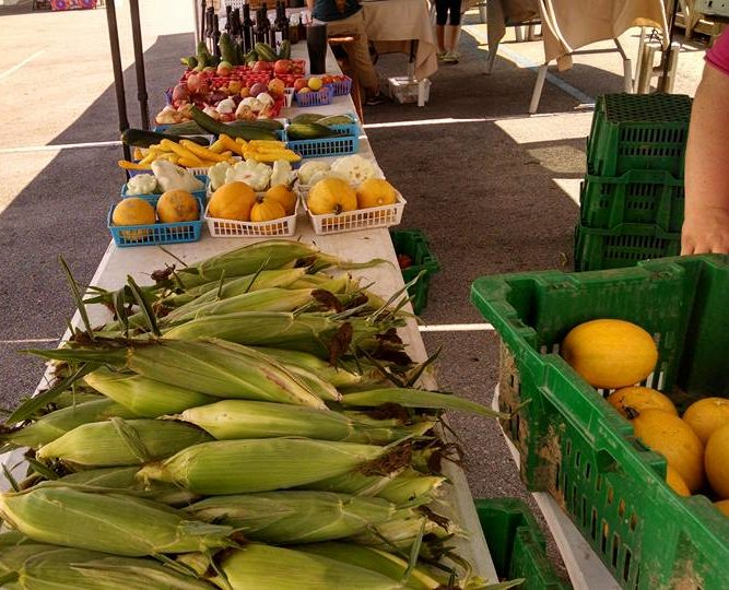Farmers Market at Round Rock Premium Outlets